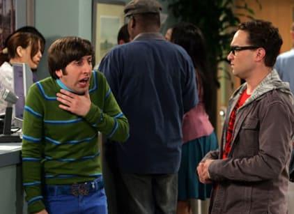 Watch The Big Bang Theory Season 1 Episode 16 Online