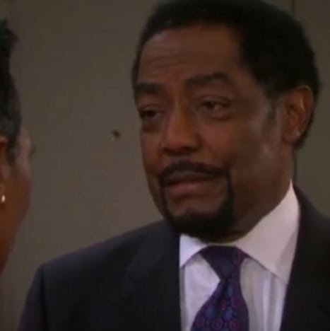 Abe and Valerie - Days of Our Lives