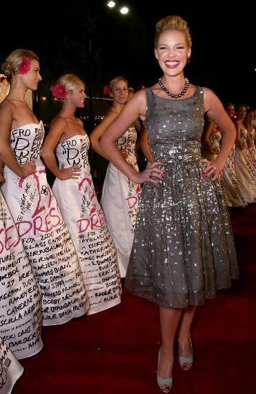 27 Dresses Premiere