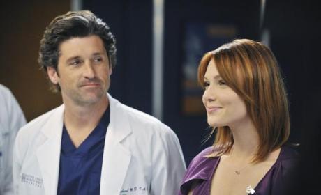 Derek and Julia