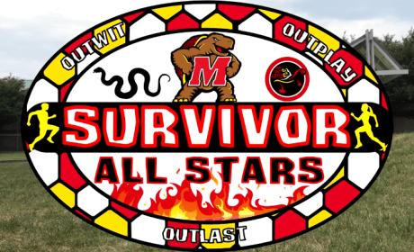 Survivor Maryland: All-Stars Logo