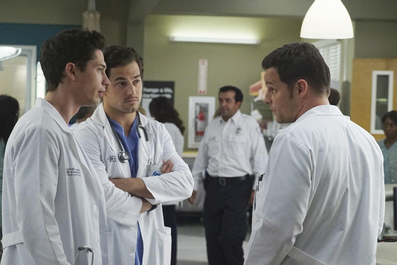 Grey\'s Anatomy Season 12 Episode 3 Review: I Choose You - TV Fanatic