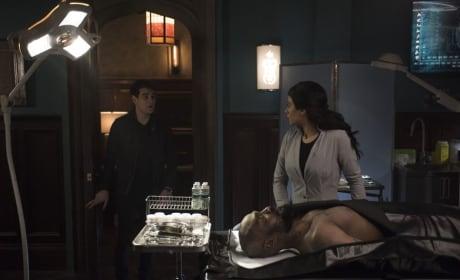 Deleted Scene - Shadowhunters Season 3 Episode 14