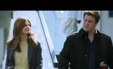 Castle Season 8 Episode 8 promo