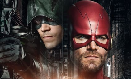Arrowverse: Elseworlds Crossover Poster Reveals Role Reversal for Two Heroes