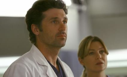 Grey's Anatomy Spoilers: McDreamy Naked?