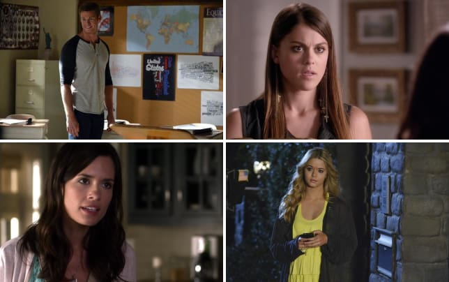 17 suspects who could be a on pretty little liars andrew