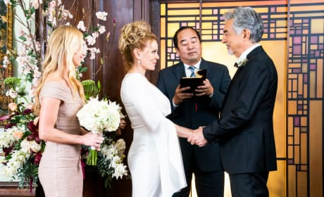 Rossi's Wedding - Criminal Minds