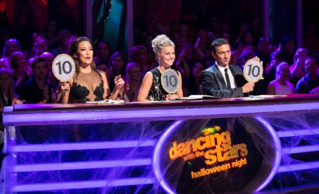 13 Perfect Scoring Dances from Dancing With the Stars Season 21