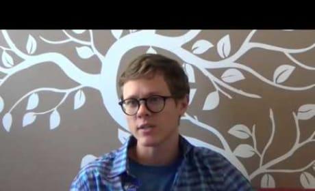 Guy Wilson Set Interview