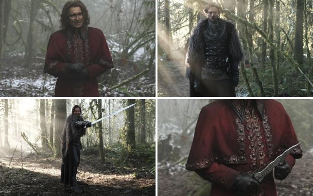 Walking through the woods once upon a time s6e13