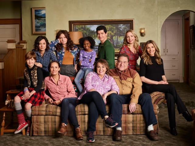 Roseanne Season 10
