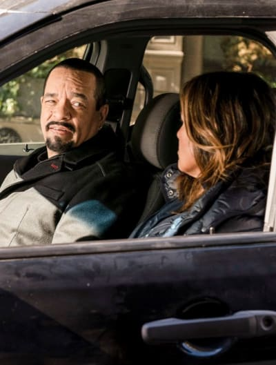 (TALL) Fin's Personal Connection - Law & Order: SVU Season 20 Episode 22