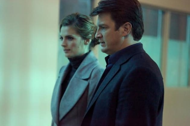 Is Castle Scared?