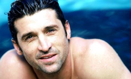 Patrick Dempsey Shirtless