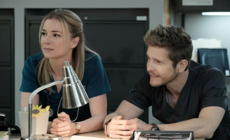 New Precautions - The Resident Season 1 Episode 9