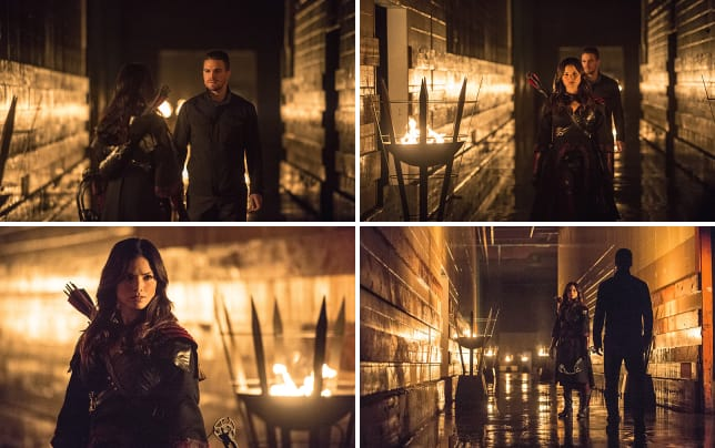 Nyssa returns arrow s3e11