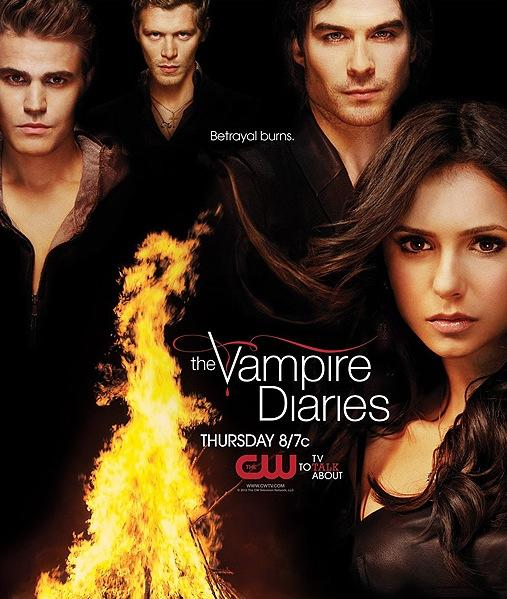 Vampire Diaries Betrayal Poster