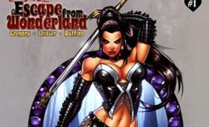 Comic-Con Scoop: Lionsgate to Develop Alice in Wonderland Themed Drama