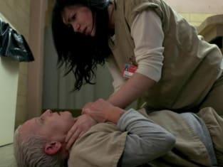 A Tittin' and A Hairin' - Orange is the New Black Season 3 Episode 10