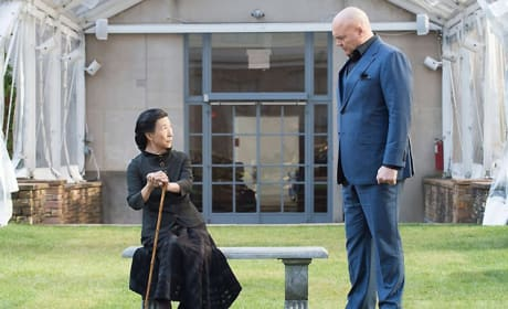 Fisk Faces A New Enemy - Daredevil