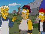 Julian Assange on The Simpsons