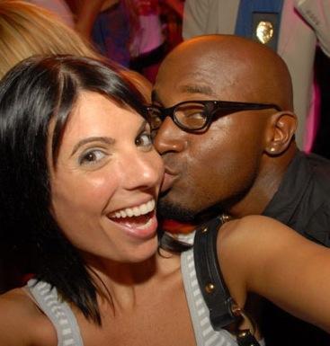Taye Diggs in Vegas