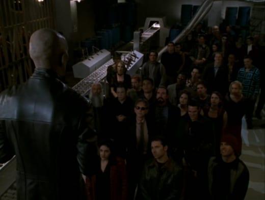 The Blood Factory - Buffy the Vampire Slayer Season 3 Episode 9