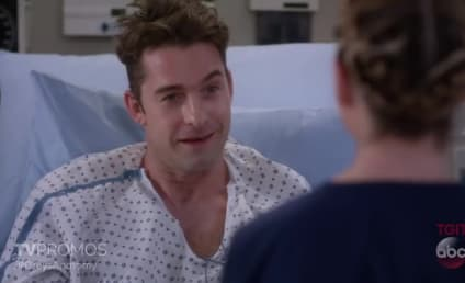 Grey's Anatomy Promo: Meredith is Smitten!