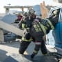 Pulled Out - Chicago Fire Season 3 Episode 17