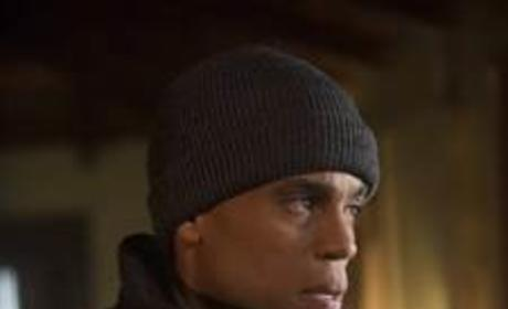 Michael Ealy on The Following