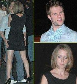 Blake Lewis and... Girlfriend?