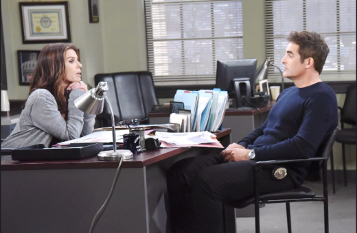 Working the Case - Days of Our Lives