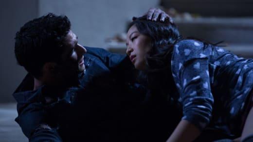 Scott and Kira
