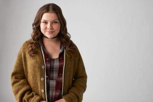 Hannah Ziele as Kate Pearson - This Is Us