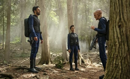 Star Trek: Discovery Review: Planet Pahvo Feels a Lot Like Avatar's Pandora