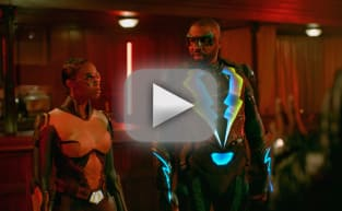 Black Lightning Promo: Marked For Death