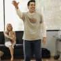 Adam Carolla, A Dancing Star
