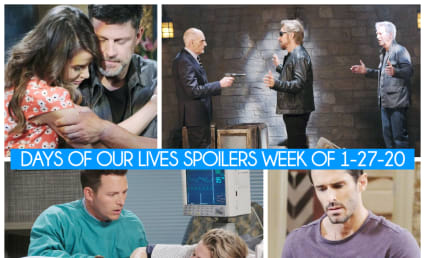 Days of Our Lives Spoilers Week of 1-27-20: Back to the Future