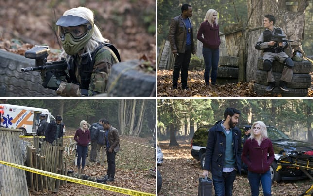 Paintball anyone izombie s1e9