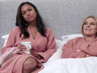 Eboni Is Upset - The Real Housewives of New York City