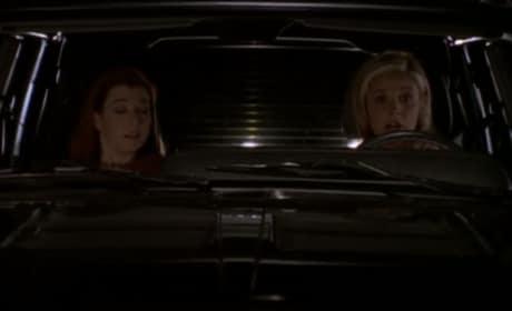 Behind The Wheel - Buffy the Vampire Slayer Season 3 Episode 6