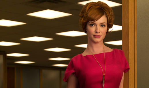 Joan Holloway Picture