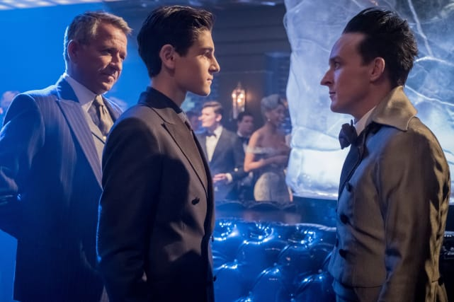 Three Dapper Guys - Gotham Season 4 Episode 1