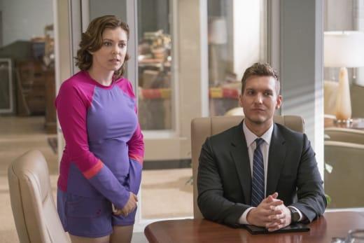 Rebecca's New Boss - Crazy Ex-Girlfriend Season 2 Episode 9