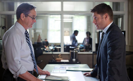 Dean and Dad