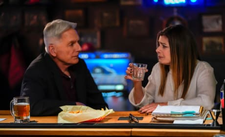 Gibbs Needs Advice - NCIS