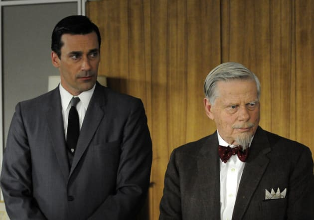 Don and Burt