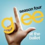 Glee cast at the ballet