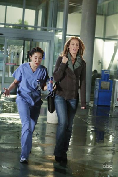 Teddy and Cristina